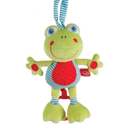 Интерактивная игрушка Happy Baby FROLIC FROGLING с рождения цена в Москве и Питере
