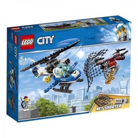Конструктор LEGO Воздушная полиция: Погоня дронов 192 элемента конструктор lego city погоня в горах 303 элемента 60173