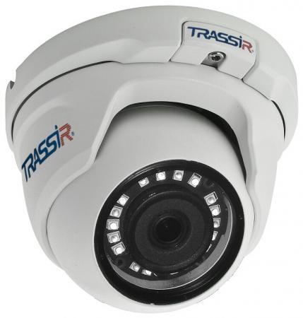 Фото - Видеокамера IP Trassir TR-D8111IR2 2.8-2.8мм цветная видеокамера
