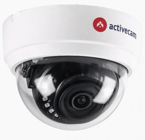 Фото - Камера видеонаблюдения ActiveCam AC-H1D1 3.6-3.6мм камера видеонаблюдения svplus svip pt300 dog