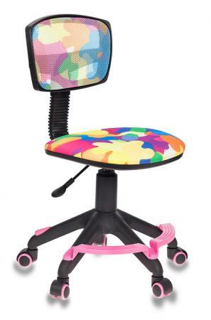 купить Кресло детское Бюрократ CH-299-F/ABSTRACT спинка сетка абстракция дешево