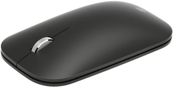 Мышь Microsoft Modern Mobile Mouse черный оптическая (1000dpi) беспроводная BT4.0 (2but)