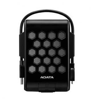 "Жесткий диск A-Data USB 3.0 1Tb AHD720-1TU31-CBK HD720 DashDrive Durable (5400rpm) 2.5"" черный внешний жесткий диск a data hd720 1tb синий ahd720 1tu3 cbl"