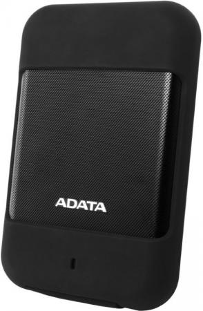 Жесткий диск A-Data USB 3.0 1Tb AHD700-1TU31-CBK HD700 DashDrive Durable (5400rpm) 2.5 черный