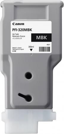 Картридж струйный Canon PFI-320 MBK 2889C001 черный матовый для Canon ТМ-серия meike fc 100 for nikon canon fc 100 macro ring flash light nikon d7100 d7000 d5200 d5100 d5000 d3200 d310