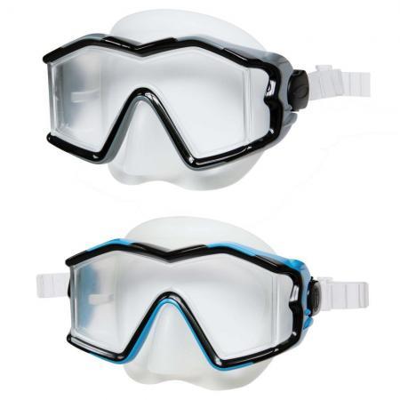 Спортивная игра Маска для плавания Intex Исследователь набор маска с трубкой и ластами intex 55959