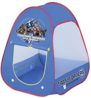 Палатка игровая Трансформеры, сумка на молнии