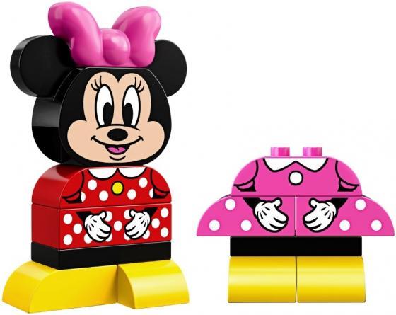 Конструктор LEGO Duplo Disney Моя первая Минни 10 элементов 10897