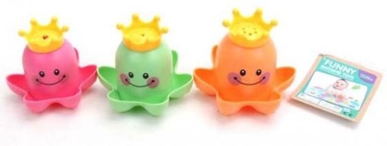 Набор игрушек для ванны Наша Игрушка Набор игрушек для купания курносики 25110 набор игрушек брызгалок для ванны гномики 3 шт