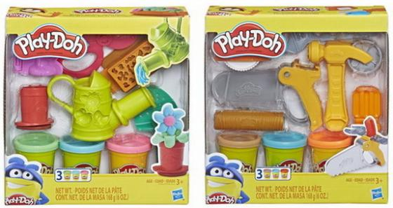 цена на Игровой Набор Hasbro Play-Doh Плей-До Сад или Инструменты