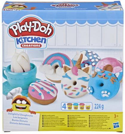 цена на Игровой Набор Hasbro Play-Doh Плей-До Выпечка и пончики