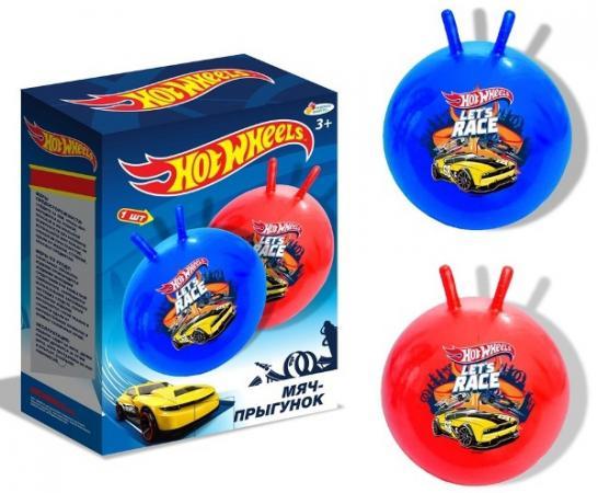 Мяч ИГРАЕМ ВМЕСТЕ Hot Wheels SJ-22(HWS) цвет в ассортименте мяч детский играем вместе sj 22 sp1