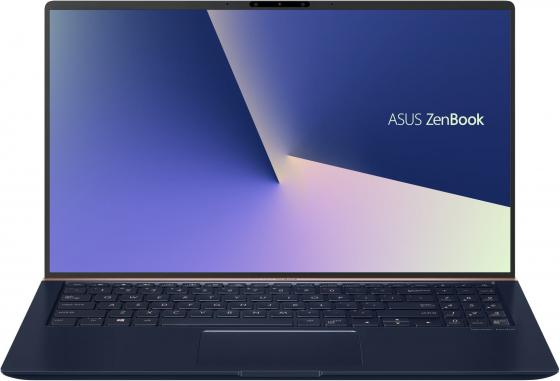Ноутбук Asus UX533FD-A8114T i5-8265U (1.6)/16G/512G SSD/15.6 FHD AG IPS/NV GTX1050 2G/BT/Win10 Royal Blue, Metal + чехол asus ph gtx1050 3g
