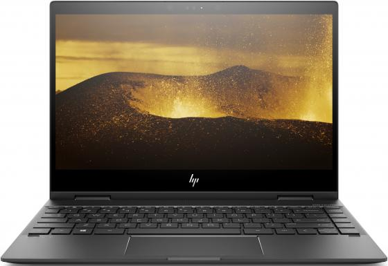 Купить Ноутбук HP Envy x360 13-ag0005ur <4GQ72EA> Ryzen 5-2500U (2.0)/16GB/256GB SSD/13.3 FHD IPS Touch/Int: AMD Vega 8/Cam IR HD/Win10 +Pen (Dark Ash) - Tr
