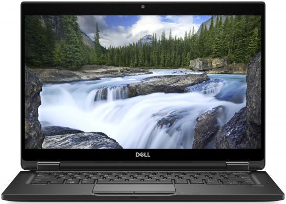 Ноутбук DELL Latitude 7390 2-in-1 13.3 1920x1080 Intel Core i5-8250U 256 Gb 8Gb Intel UHD Graphics 620 черный Windows 10 Professional 7390-6971
