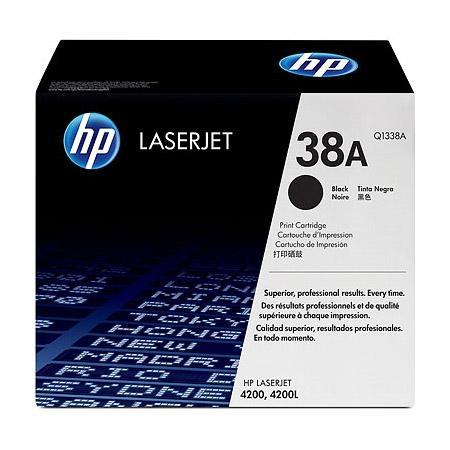 Картридж HP Q1338A для LaserJet 4200 картридж hp q1338a для hp laserjet 4200 q1338a
