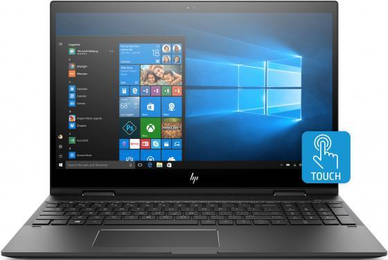Ноутбук HP Envy x360 15-cn1010ur 15.6 1920x1080 Intel Core i5-8265U 256 Gb 8Gb nVidia GeForce MX150 4096 Мб черный Windows 10 Home 5TA72EA ноутбук hp envy x360 15 cn1001ur intel core i7 8565u 1800 mhz 15 6 1920х1080 16384mb 256gb hdd dvd нет nvidia geforce mx150 wifi windows 10 home