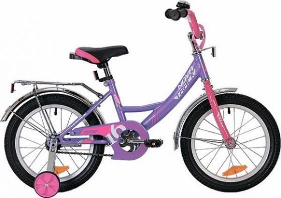цена на Велосипед двухколёсный Novatrack Vector 18 лиловый 183VECTOR.LC9