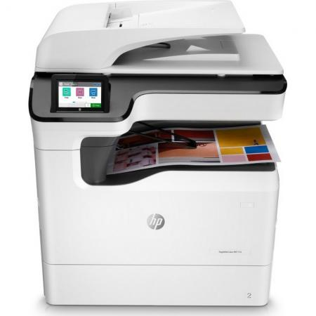 Купить HP PageWide Color MFP 774dn Printer
