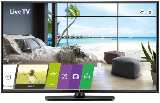 Телевизор LED 55 LG 55UU661H черный 3840x2160 50 Гц Wi-Fi Smart TV RJ-45 Для наушников