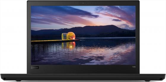 Купить Ноутбук Lenovo ThinkPad T480 14 1920x1080 Intel Core i7-8550U 1024 Gb 16Gb Intel UHD Graphics 620 черный Windows 10 Professional 20L50057RT