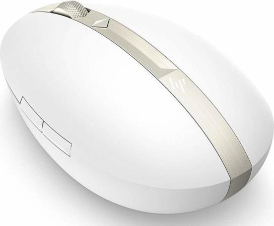 Мышь беспроводная HP C White Spectre Mouse 700 4YH33AA#ABB белый USB + Bluetooth мышь hp wireless mouse x3000 sunset red n4g65aa abb