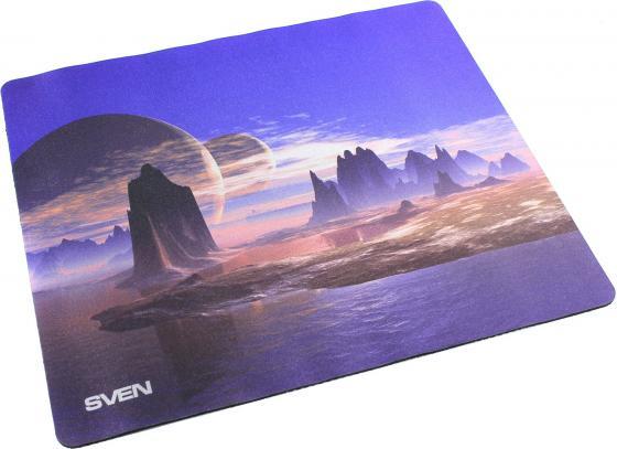 Игровой коврик для мыши SVEN MP-GB1M коврик для мыши sven sa 220х180х0 7мм