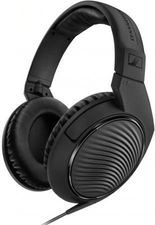 цена на Наушники Sennheiser HD 200 PRO черный