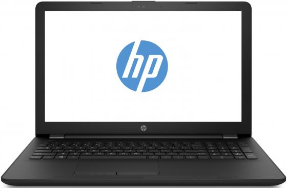 "Ноутбук HP 15-rb044ur 15.6"" 1366x768 AMD A6-9220 1 Tb 4Gb Radeon R4 черный DOS 4UT14EA цена и фото"