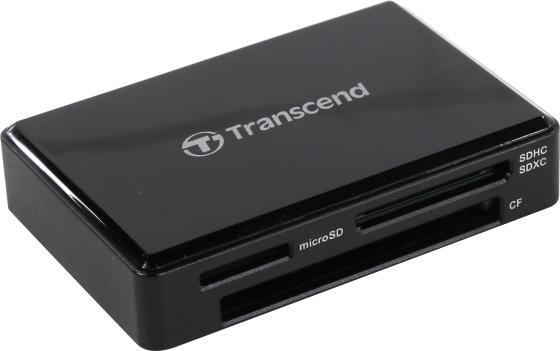 Фото - Transcend Black, All-in-One cardreader , USB 3.1 Gen 1 TS-RDC8K2 goran krpan successful implementation of crm in sales departments