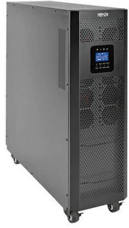SmartOnline SVTX Series 3-Phase 380/400/415V 10kVA 9kW On-Line Double-Conversion UPS, Tower, Extended Run, SNMP Option