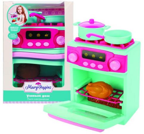 Плита Mary Poppins Умный дом со звуком и светом стиральная машина mary poppins умный дом page 7