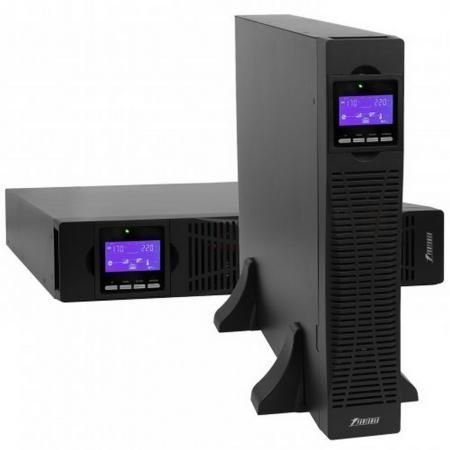 ИБП Powerman Online 1000 RT 1000VA цена и фото