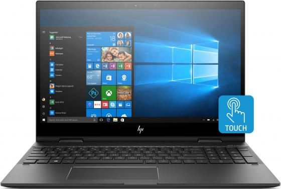 Ноутбук HP Envy x360 15-cp0009ur 15.6 1920x1080 AMD Ryzen 5-2500U 1 Tb 128 Gb 12Gb AMD Radeon Vega 8 Graphics серебристый Windows 10 Home 4TT97EA