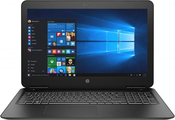 Ноутбук HP Pavilion 15-bc434ur 15.6 1920x1080 Intel Core i5-8300H 1 Tb 128 Gb 8Gb nVidia GeForce GTX 1050Ti 4096 Мб черный Windows 10 Home 4JT99EA