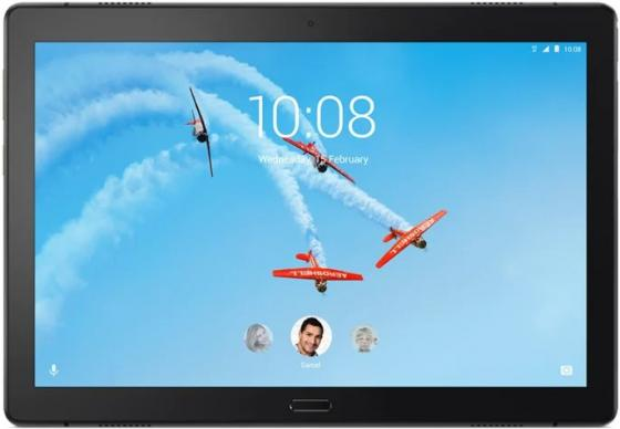 Планшет Lenovo Tab P10 TB-X705L 10.1 32Gb Black Wi-Fi 3G LTE Bluetooth Android ZA450030RU планшет lenovo tab m8 tb 8505x silver za5h0093ru mediatek helio a22 2 ghz 2048mb 32gb gps lte 3g wi fi bluetooth cam 8 1280x800 android