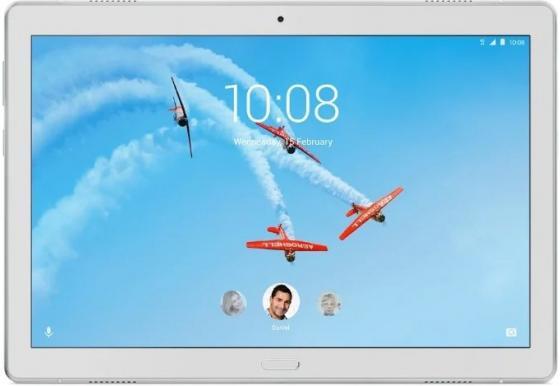 Планшет Lenovo Tab P10 TB-X705L 10.1 32Gb White Wi-Fi 3G LTE Bluetooth Android ZA450135RU планшет lenovo tab m8 tb 8505x silver za5h0093ru mediatek helio a22 2 ghz 2048mb 32gb gps lte 3g wi fi bluetooth cam 8 1280x800 android