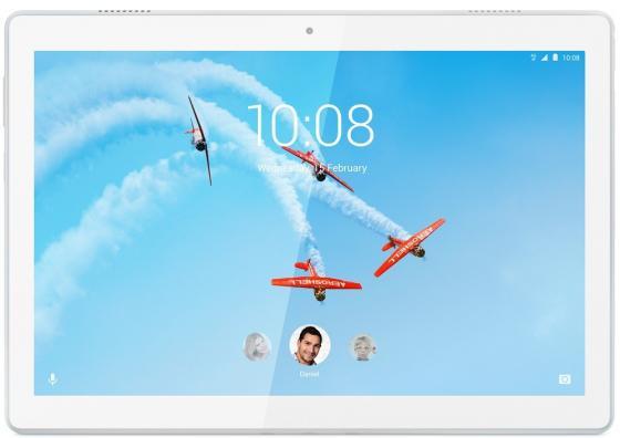 "Планшет Lenovo TAB M10 TB-X605L 10.1"" 16Gb White Wi-Fi LTE Bluetooth 3G Android ZA490073RU все цены"