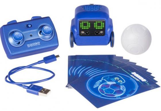 Интерактивный робот Boxer Интерактивный Робот на радиоуправлении boxer 75100 bs интерактивный робот синий