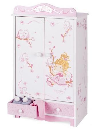 Гардеробный шкаф для куклы DeCuevas Шкаф гардеробный шкаф guangzhou yufeng furniture elm series 9803