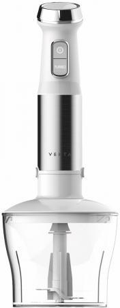 Блендер погружной Vekta HBS-0704 700Вт белый блендер погружной supra hbs 733 700вт белый голубой