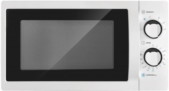 Микроволновая печь Vekta MS720BHW 700 Вт белый