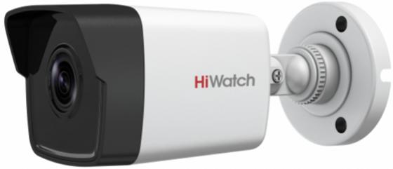 Видеокамера IP Hikvision HiWatch DS-I100 (B) 4-4мм видеокамера ip hikvision hiwatch ds i114w 4 4мм цветная