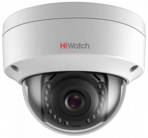 Видеокамера IP Hikvision HiWatch DS-I252 4-4мм все цены