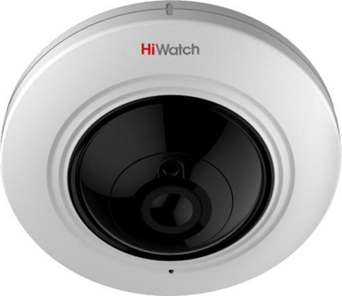 Фото - Видеокамера IP Hikvision HiWatch DS-I351 1.16-1.16мм видеокамера