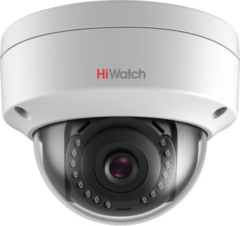 Камера IP Hikvision DS-I452 CMOS 1/3 6 мм 2560 х 1440 Н.265 H.265+ H.264 H.264+ RJ-45 PoE белый камера ip hikvision ds 2cd2955fwd i cmos 1 2 5 2560 x 1920 н 265 h 264 mjpeg h 264 h 265 rj 45 poe белый