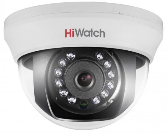 Камера видеонаблюдения Hikvision HiWatch DS-T101 6-6мм цветная цены
