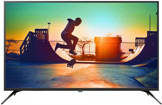 Телевизор LED Philips 50 50PUT6023/60 черный/Ultra HD/50Hz/DVB-T/DVB-T2/USB (RUS)