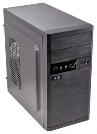 Корпус microATX 3Cott 3C-MATX-R863 400 Вт чёрный 3c matx r830