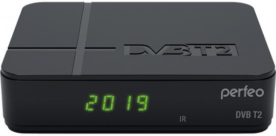 Фото - Perfeo DVB-T2/C приставка COMBI для цифр.TV, Wi-Fi, IPTV, HDMI, 2 USB, DolbyDigital, обуч.пульт ДУ приставка dvb t2 lumax gx2325s пластик 3 5 jack usb hdmi wi fi dolby digital megogo iptv плейлисты кинозал lumax youtube 0 3кг внешний блок питания